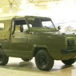 УАЗ – 3907 «Ягуар». История создания.