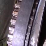 Сползает ремень ГРМ к двигателю