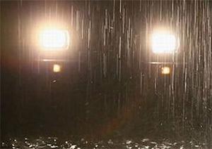 Головной свет автомобиля