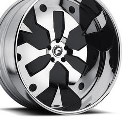 Кованый колесный диск