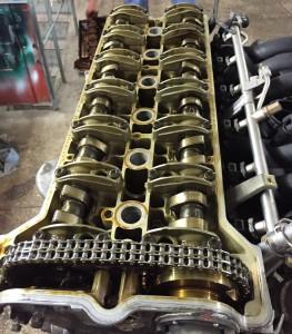 Двигатель Мерседес объемом 2,8 литра