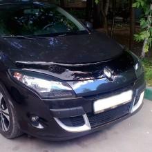 мухобойка Renault Megane III