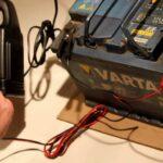 Как зарядить аккумулятор на авто