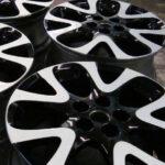 Способы покраски дисков: особенности термоэмали