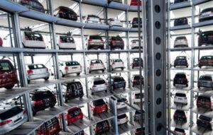 Автомобильный рынок в Германии